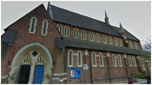 St Martins Church External View