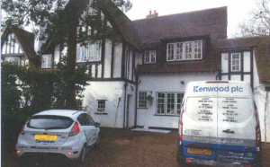 Damp Proofing House in Northwood