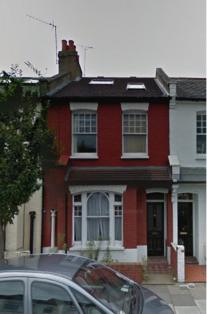 Decay treatment to house in Hammersmith