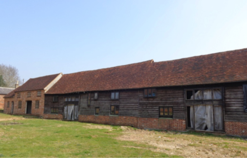 Old Barn in Rickmansworth, Hertfordshire