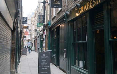 Spitalfields Gallery