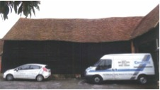 Farm outbuilding woodworm treatment in Aylesbury