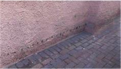 Injected brickwork