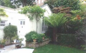 External view of damp proofing in Westminster