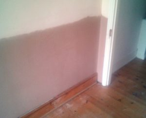 Damp proofing wall treatment in St Albans
