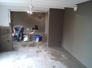 cellar waterproofing