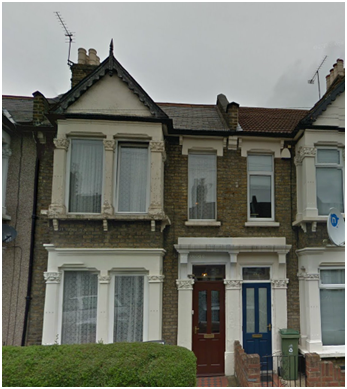 Damp Treatment to Property in East London