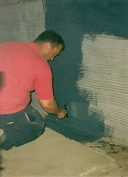 Chemical Damp Proofing