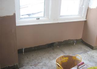 Rising Damp, Penetrating Damp or Condensation