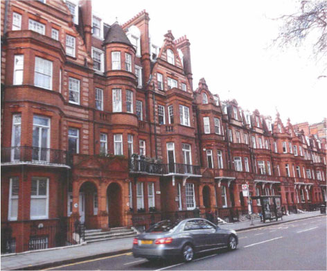 Damp Proofing Mansion Blocks in Kensington and Chelsea