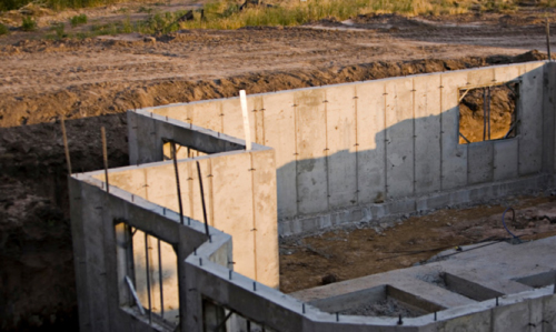 Construction of basement