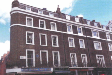 Property in Wellington Street, London