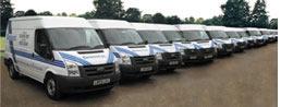 kenwood vans