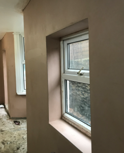 Damp Proofing and Condensation Treatment Interior