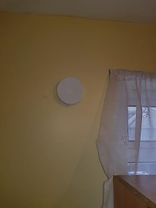 Discreet Ventilator Internal View